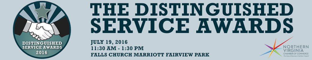 Distinguished Service Awards