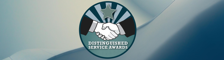 Distinguished Service Awards