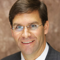 Mark Esper Headshot