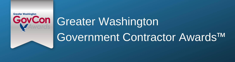 2019 Greater Washington GovCon Awards™ - Public Registration