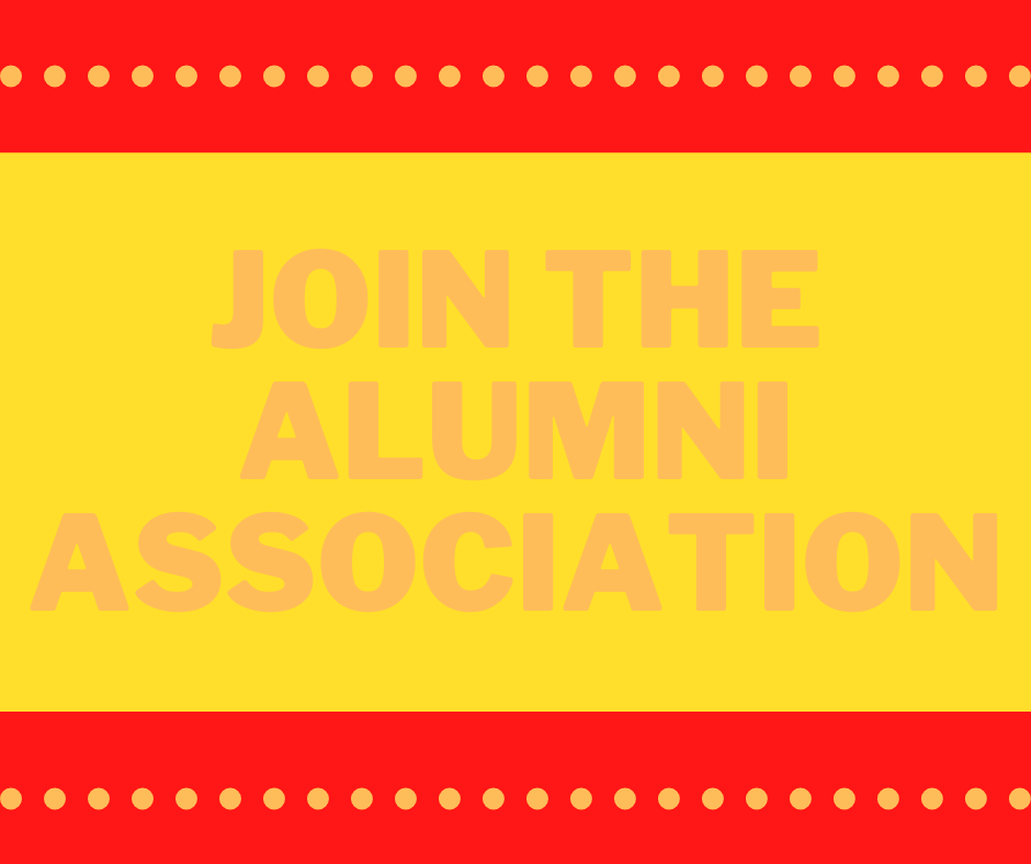 Join the UMD Alumni Association promotional graphic