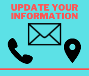 Update Your Information promotional graphic