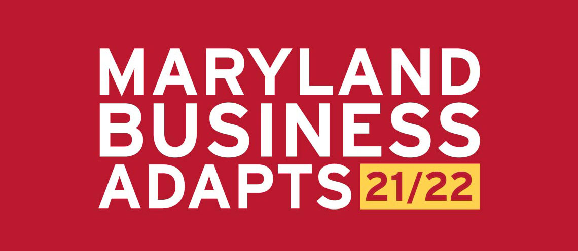 Maryland Business Adapts Graphic