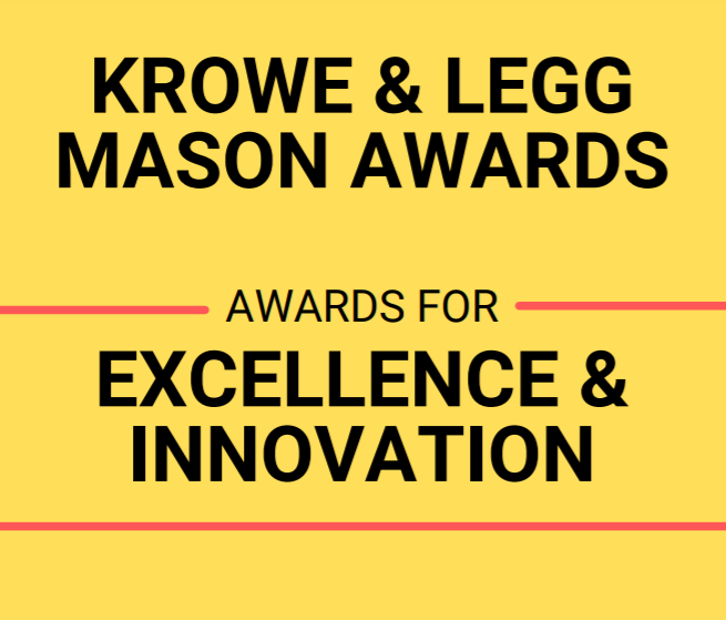 Krowe & Legg Mason Awards