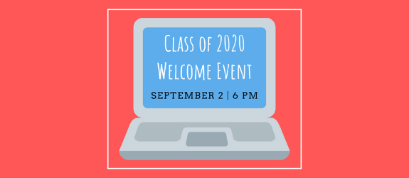 Welcome Event Newsletter