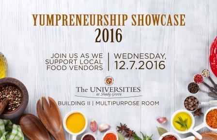 Yumpreneurship Showcase