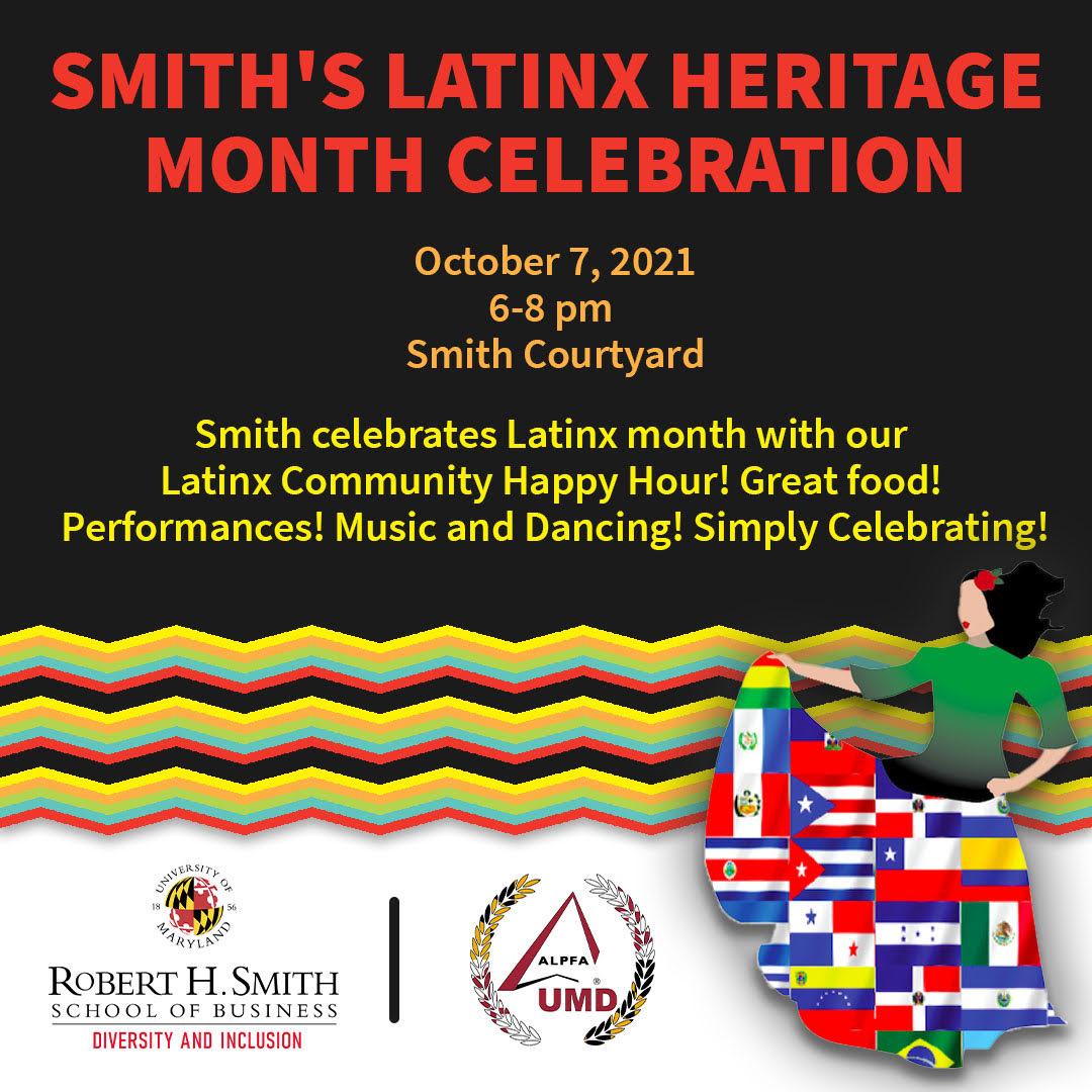 LatinX Celebration Graphic