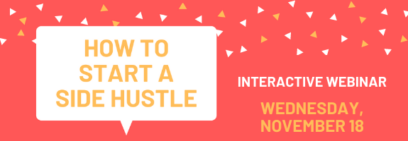Side Hustle Webinar