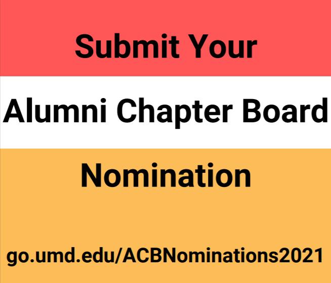 Alumni Chapter Board Nominations