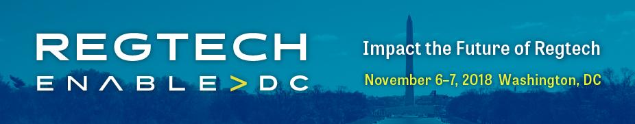 RegTech Enable DC 2018