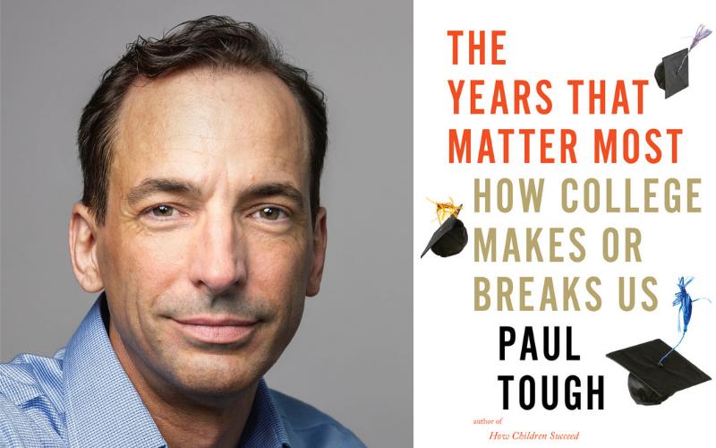 An Evening with Paul Tough