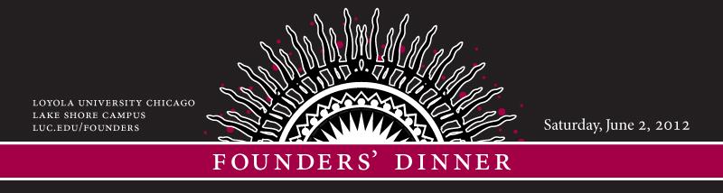 2012 Founders' Dinner