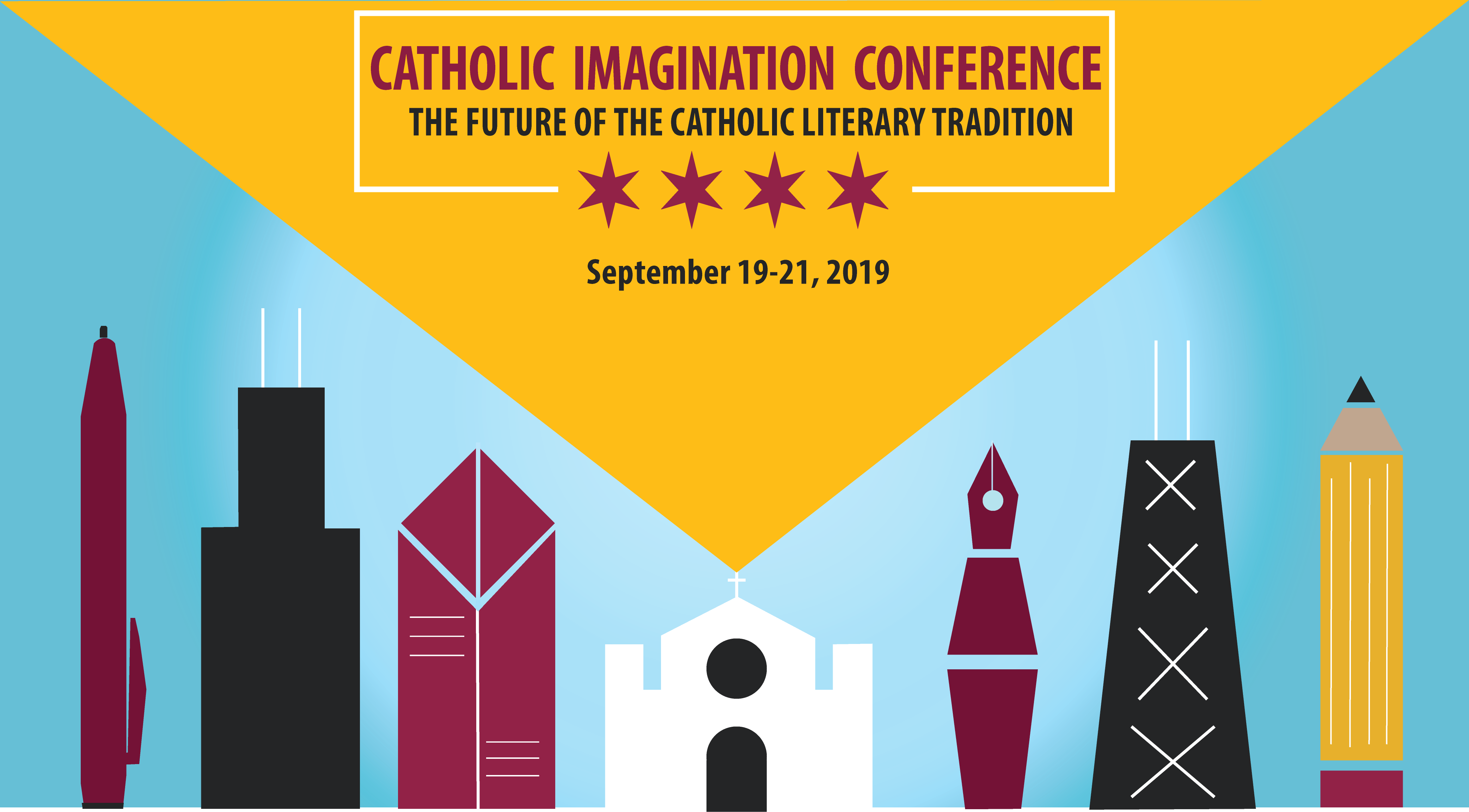 2019 Catholic Imagination Conference