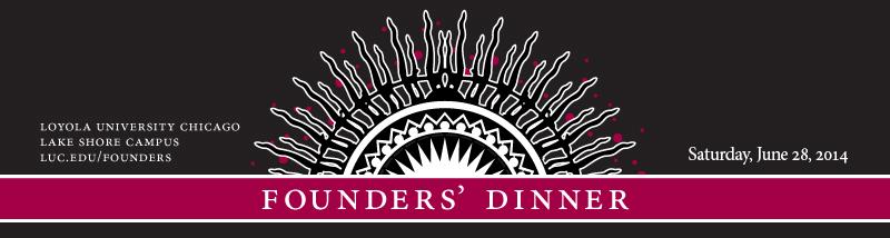 2014 Founders' Dinner