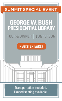 President George Bush Library