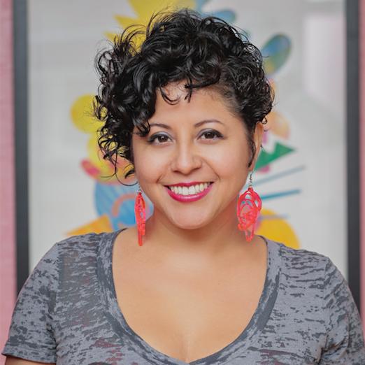 Favianna Rodriguez headshot