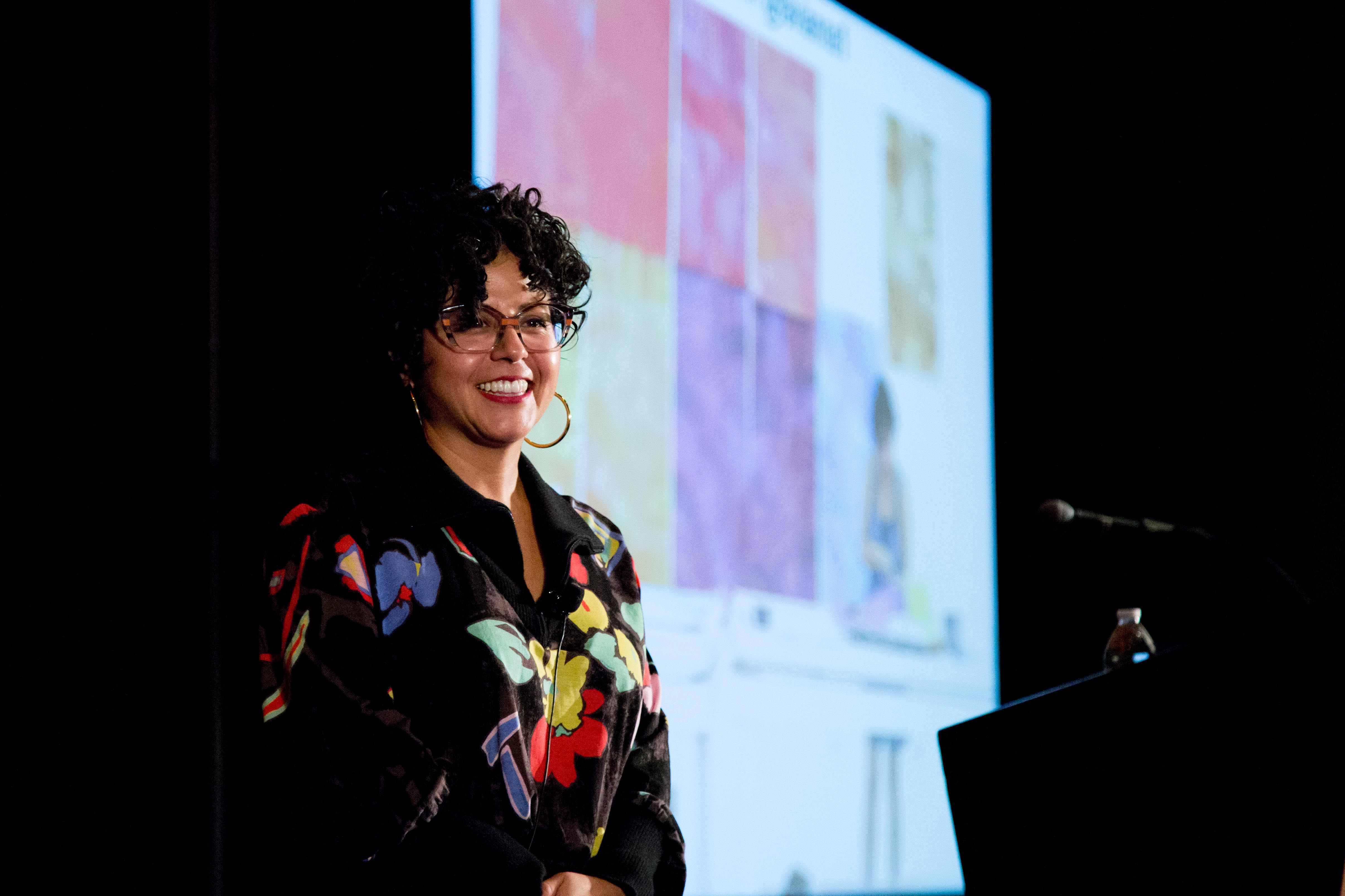 Keynote Speaker Favianna Rodriguez