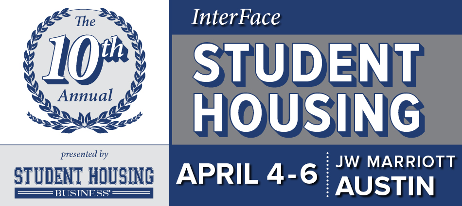 2018 InterFace Student Housing Conference