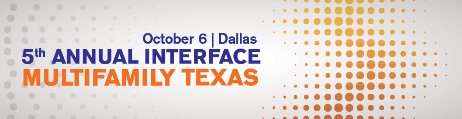 2016 InterFace Multifamily Texas