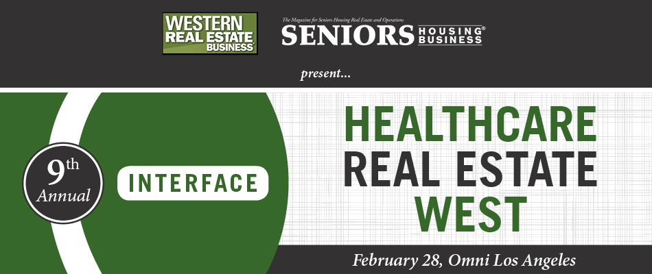 2018 InterFace Healthcare Real Estate West