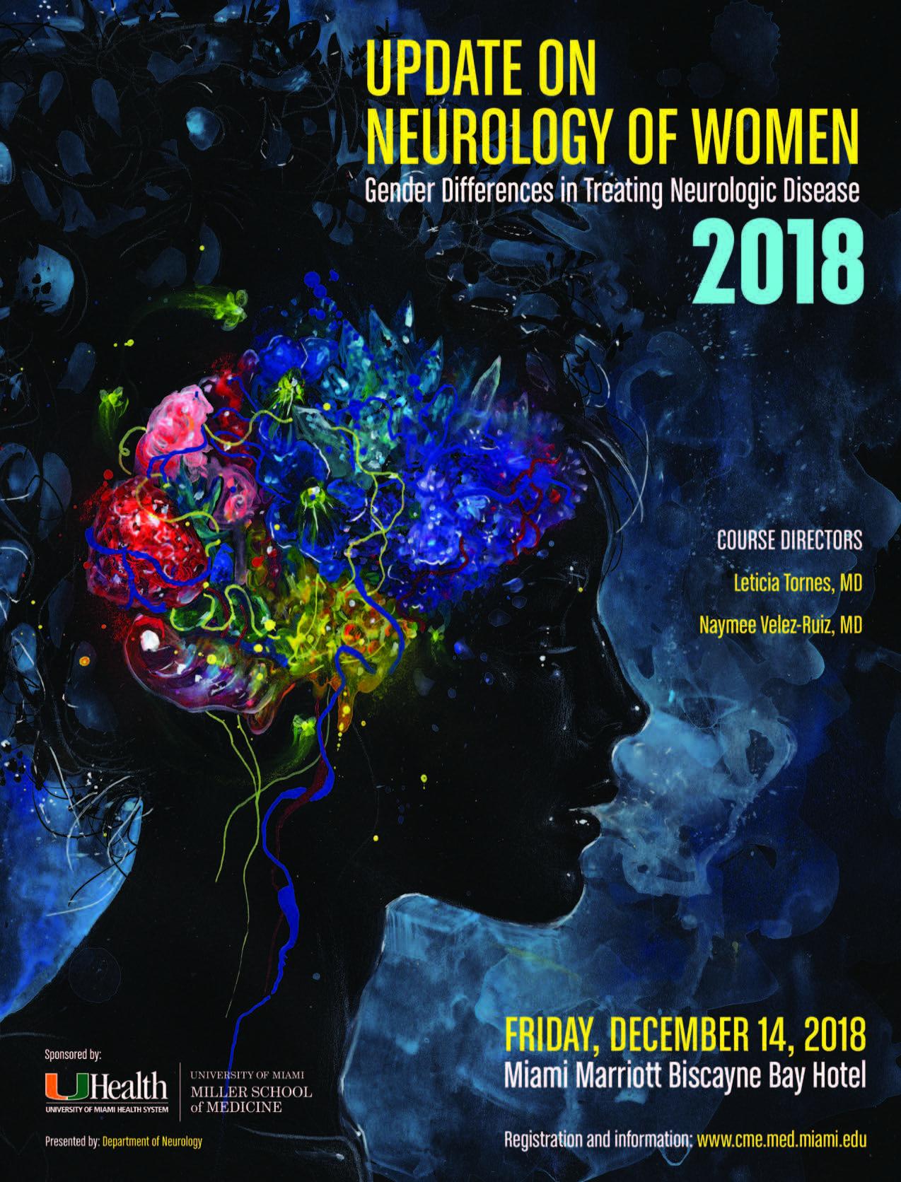 Update on Neuro for Women Brochure Cover