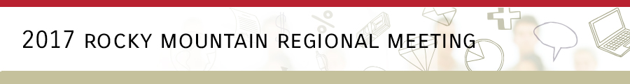 2017 BAP Rocky Mountain Regional Meeting