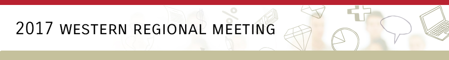2017 BAP Western Regional Meeting