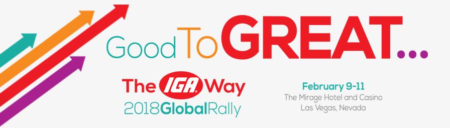 IGA Rally 2018