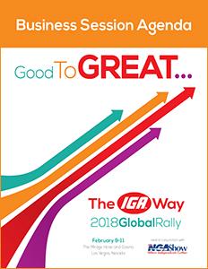 Rally Agenda Cover