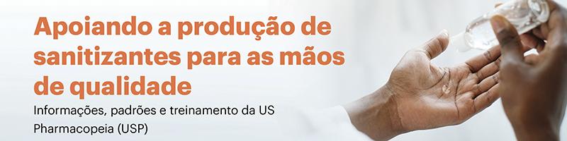Série de Seminários Globais da USP: Garantindo a qualidade da produção de desinfetante para mãos durante o COVID-19 para fabricantes e prestadores de serviços de saúde na América Latina