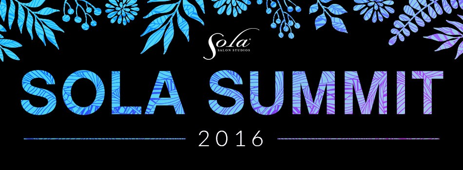SAMPLE: Sola Summit 2016