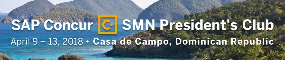SMN President's Club Trip