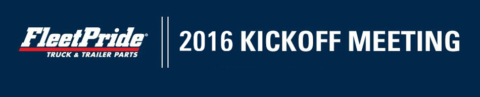 GoGather FleetPride Kickoff 2016