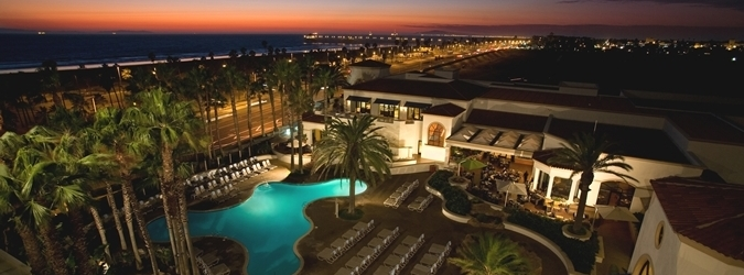 Hilton Nighttime