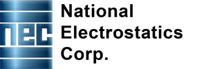 NEC logo with text