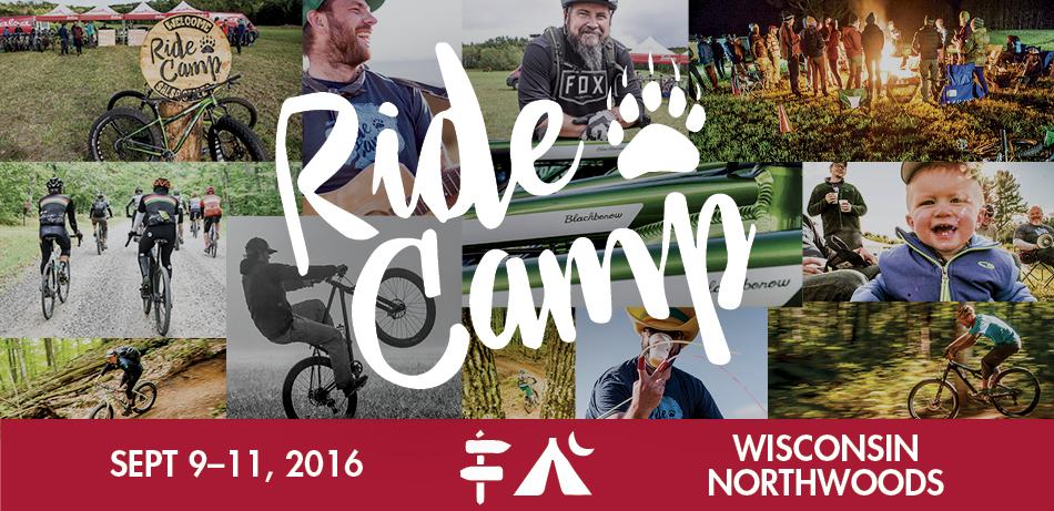 Salsa RideCamp -- Wisconsin Northwoods 2016