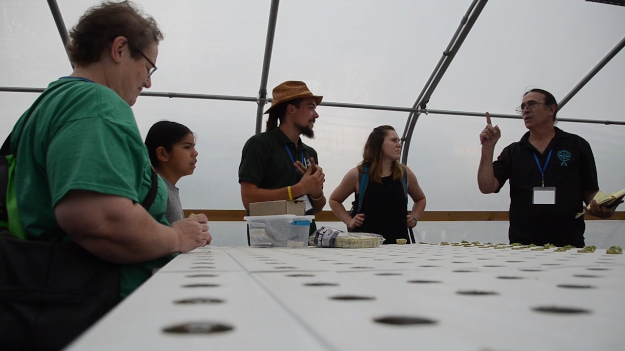 Aquaponics Instruction