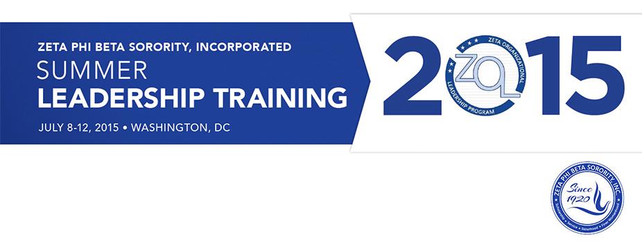 Zeta Organizational Leadership Training