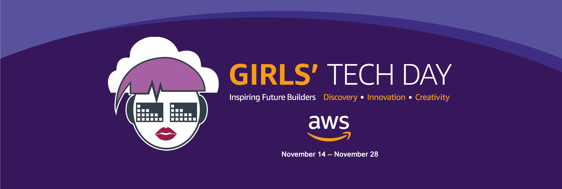 AWS Girls' Tech Day