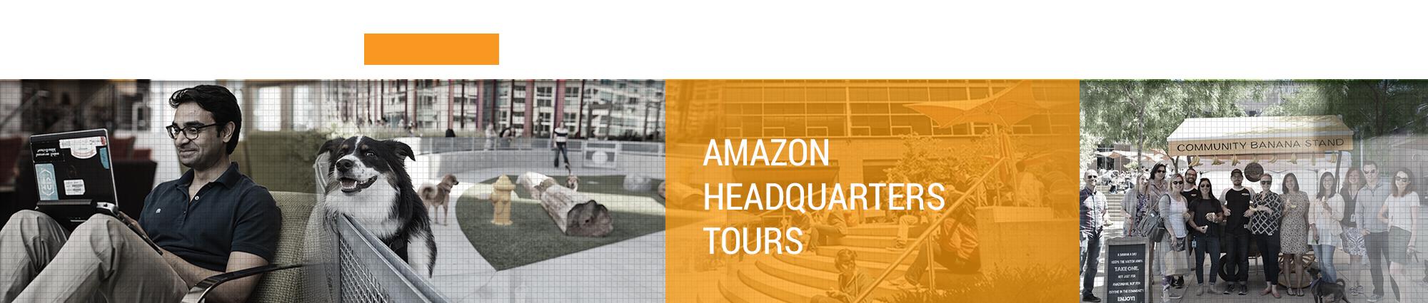 Amazon Headquarters Tours