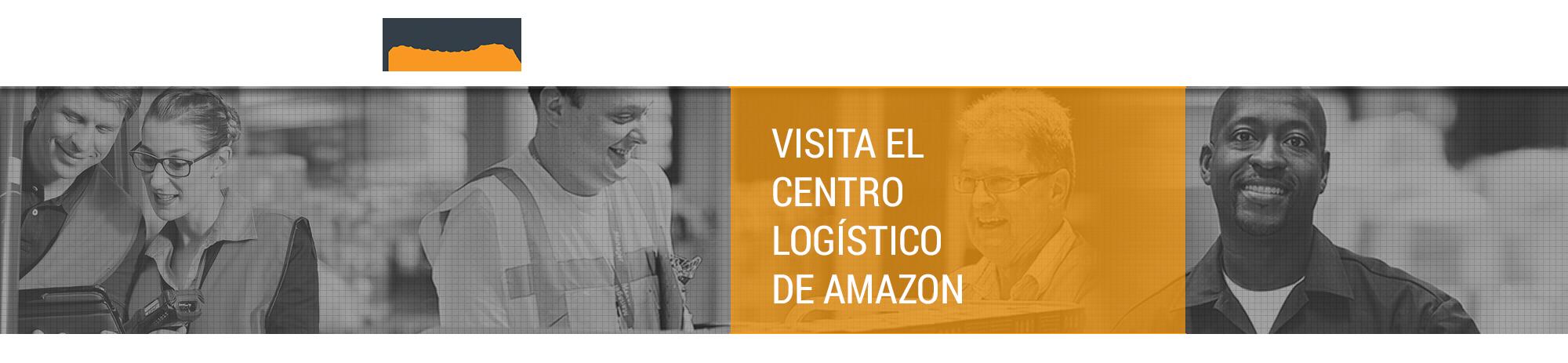 Visita al Centro Logístico de Amazon - San Fernando de Henares (Madrid)
