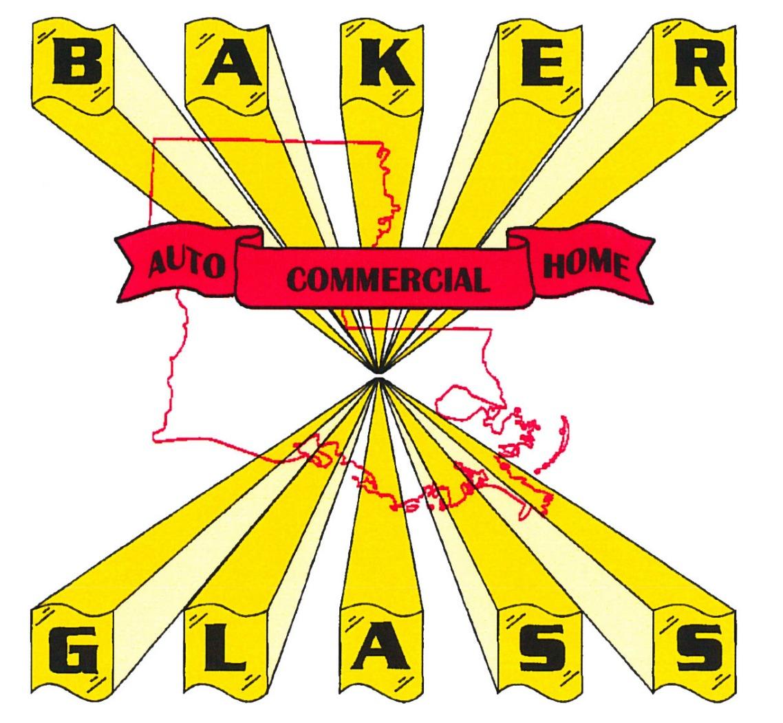 Baker Glass Croped