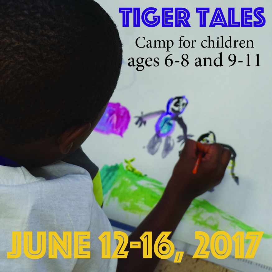 Tiger Tales advert