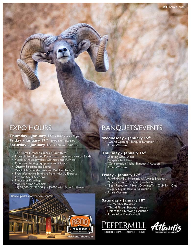Schedule Reno 2020