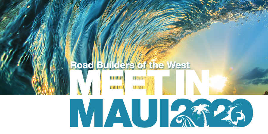 BC Road Builders & Heavy Construction Association's Meet In Maui 2020
