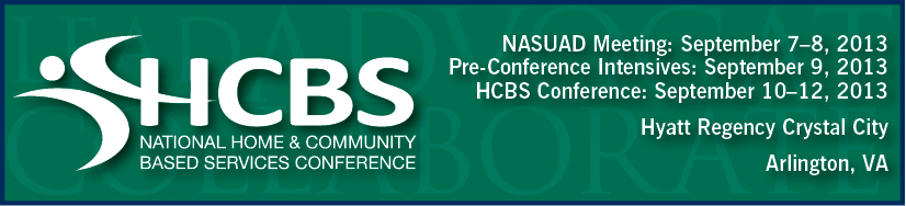 2013 HCBS Registration