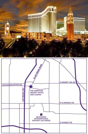 2012 Las Vegas Venetian