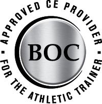 BOC logo for sports med