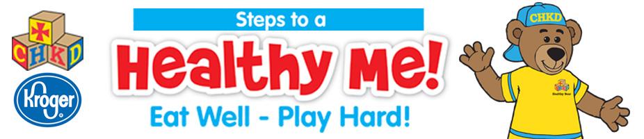CHKD Steps to a Healthy Me Program