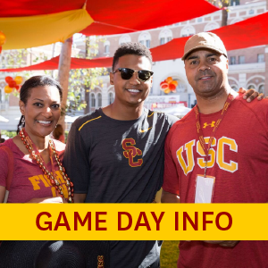 Game Day Info